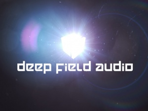 Deep Field Audio – Logo
